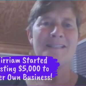 How Mirriam Started Manifesting $5,000 to Start Her Own Business!