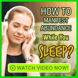 how to manifest while you sleep using manifestation magic