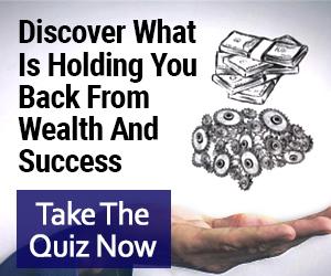 millionaire mindset quiz